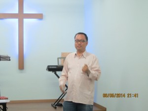 29/4/14 night. Mr. Andrew Choong, 40. Severe pain at mid back region for 6 months. Could not turn or move without pain. After praying in the name of Jesus, commanding the bones and nerves to move into place, the pain left him immediately! It never came back!